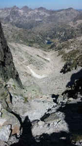 La pechá de piedras que hay que pasar para llegar arriba