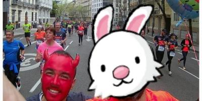 Media Maraton de Madrid
