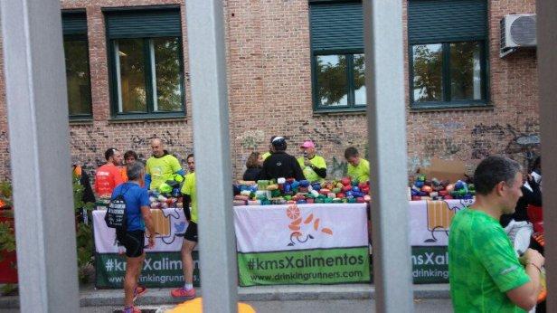 drinking runners