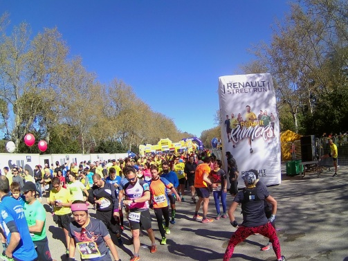 Meta media maratón Madrid 2017